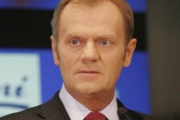 Tusk: ustawa refundacyjna jest nie do ruszenia