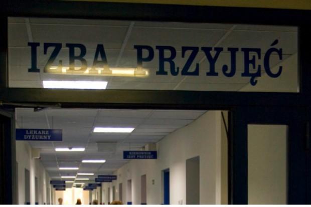Sosnowiec: szpital miejski zamknął izby przyjęć