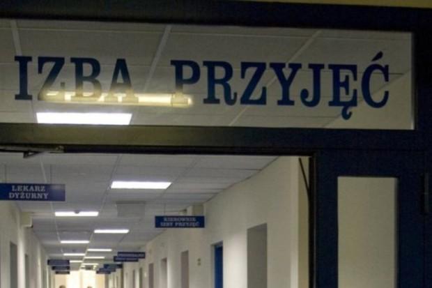 Sosnowiec: czy szpital miejski podpisze kontrakt na izbę przyjęć?