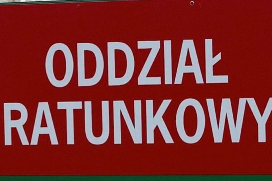 Poznań: szpitale bez SOR-ów
