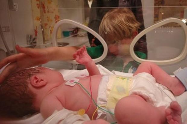 Baby boom w krynickim szpitalu