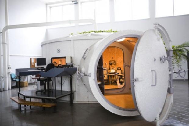 Łęczna: komora hiperbaryczna czeka na pacjentów