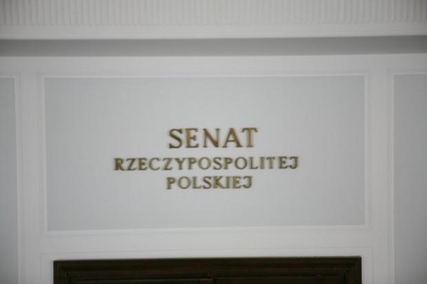 Senatorowie PiS za odrzuceniem ustawy o składach zdrowotnych rolników
