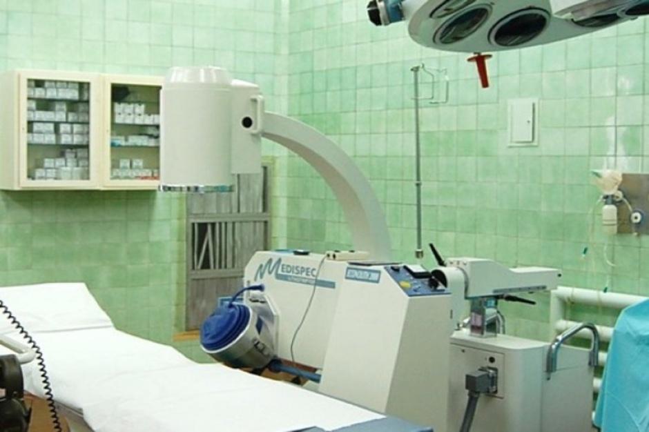 Szpital Wojewódzki w BIelsku-Białej otrzymał nowy zestaw do litotrypsji ESWL