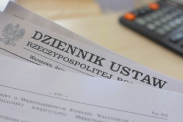 Publikacja nowelizacji ustawy refundacyjnej