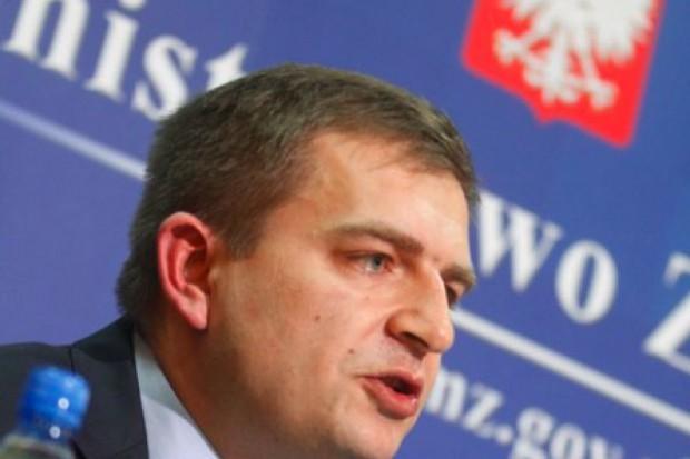 Sejm: wniosek PiS o wotum nieufności dla Bartosza Arłukowicza odrzucony