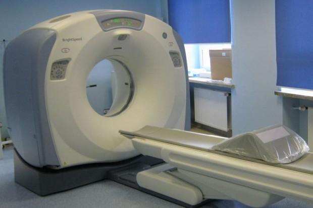 Nowy tomograf w olkuskim szpitalu już działa