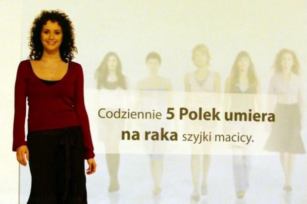 """Kampania """"Piękna bo zdrowa"""" ma wykreować modę na cytologię"""
