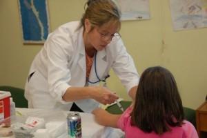 Cd. sporu o pediatrię na Podlasiu: z chorym dzieckiem zawsze za daleko
