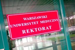Warszawa: Uniwersytet Medyczny podpisał porozumienie o współpracy z WAT