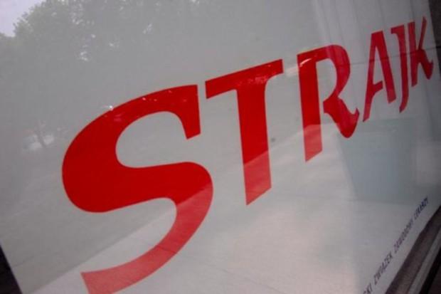 Wielkopolskie: trzeci dzień strajku w konińskim szpitalu