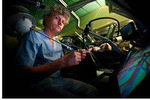 Roboty medyczne naprawdę nie są już bajką, dlatego trzeba z nich korzystać