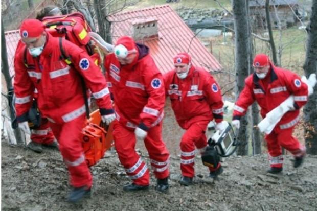 Działania służb ratunkowych w przypadku katastrof