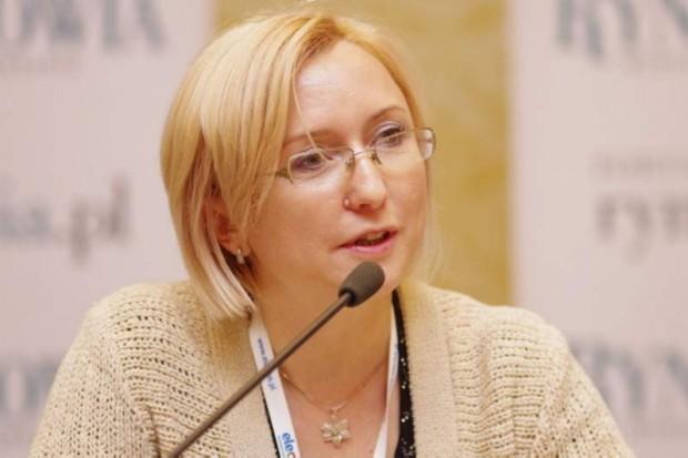 Nowa wiceminister Agnieszka Pachciarz odebrała nominację