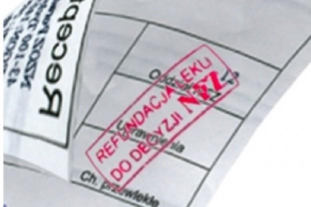OZZL o umowach z NFZ dotyczących wystawiania recept refundowanych