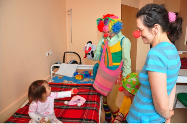 Katowice: tak można uprzyjemnić pobyt dziecka w szpitalu