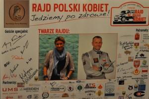 Maj 2012: II Rajd Polski Kobiet, kolejny wyścig o zdrowie Polek