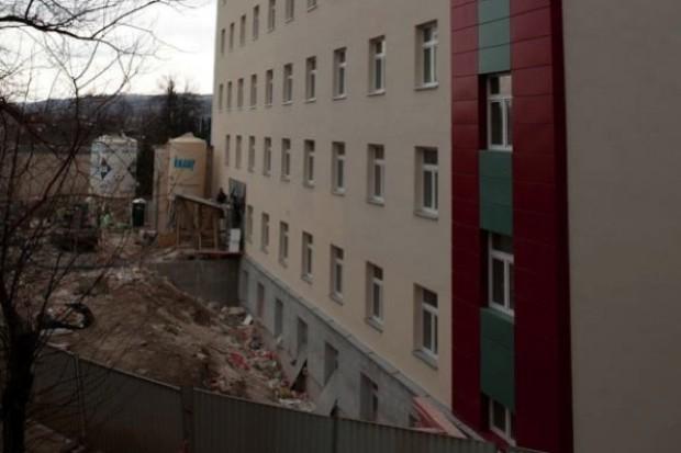 Nowy Sącz: kupią wyposażenie dla budowanego ośrodka onkologii