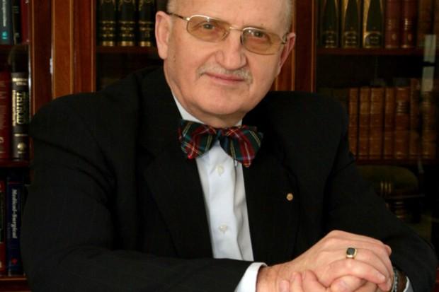 WUM: prof. Marek Krawczyk ponownie rektorem uczelni