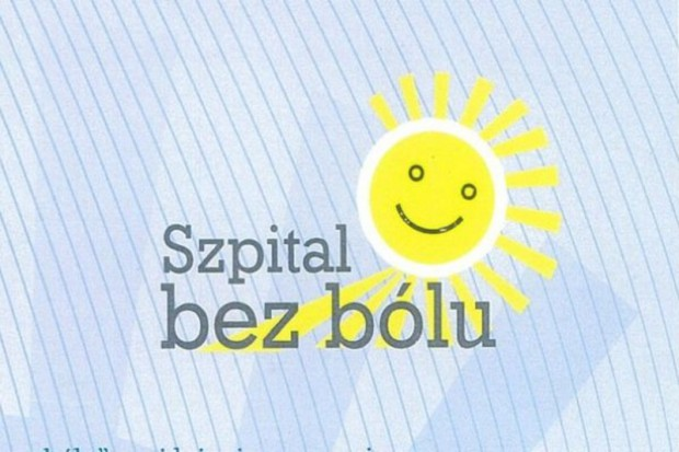 """Kraków: znów z certyfikatem """"Szpital bez bólu"""""""