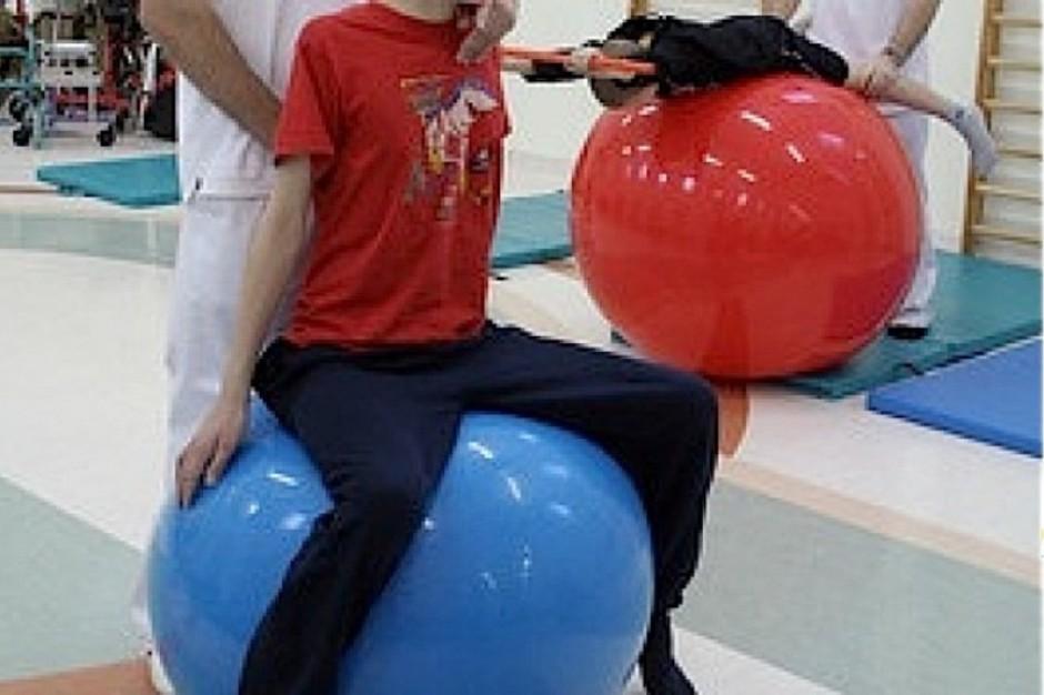Kluczbork: uczniowie mają salę rehabilitacyjną