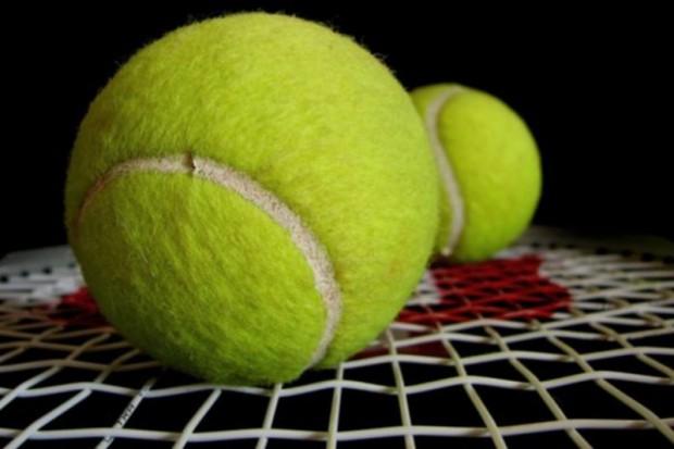 Ukraiński tenisista pomagał w zbiórce pieniędzy dla włoskiego szpitala
