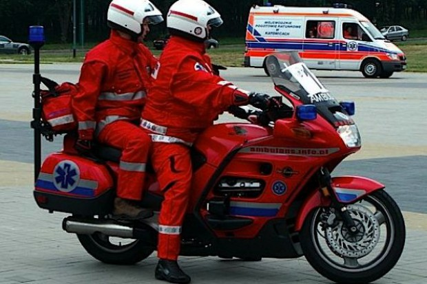 Rybnik: za motocykl-karetkę nie ma kto płacić