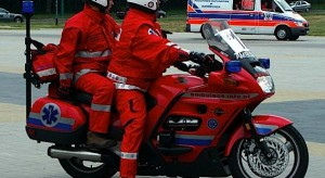 Bydgoszcz: pogotowie chce wysyłaćdo zdarzeń moto-karetkę