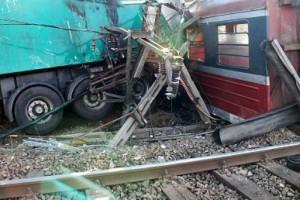 Lubuskie: wypadek pociągu - tak ćwiczyli ratownicy