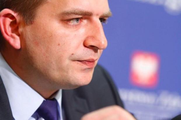Minister Arłukowicz o cytostatykach z dyrektorem EMA