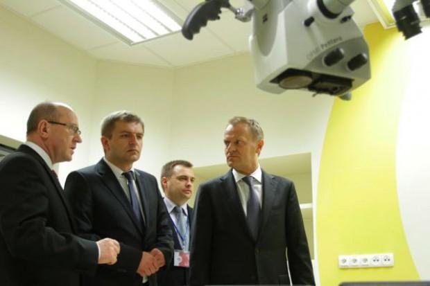 Premier: Światowe Centrum Słuchu, to przykład Polski nowoczesnej