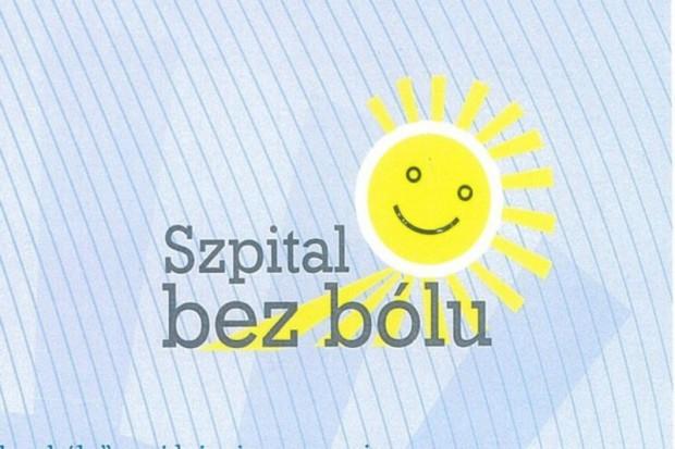 """Wyszków: zdobyli certyfikat """"Szpital bez bólu"""""""