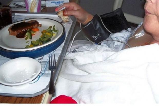 Ekspert: odpowiednie żywienie pomaga w szpitalnej terapii