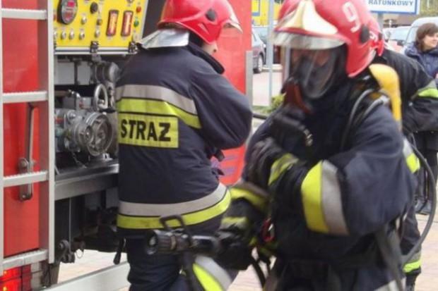 Kędzierzyn-Koźle: pożar w szpitalu - ewakuowano pacjentów, są straty