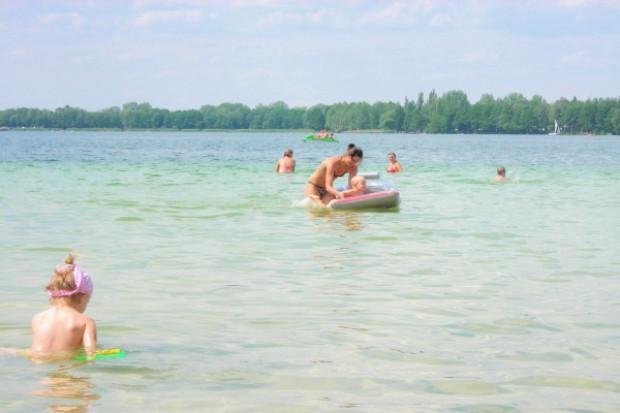 Bielsko-Biała: WOPR uczy bezpiecznego zachowania nad wodą