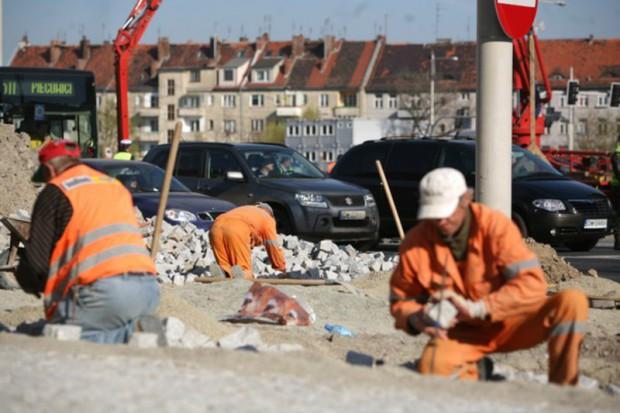 Brzesko: do szpitala w korku - będzie jeszcze trudniej