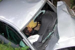 Badanie: niewyspany kierowca równie groźny jak nietrzeźwy