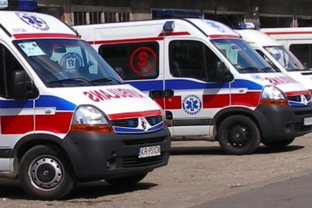 Mazowieckie: śmierć ofiary wypadku testem na sprawność pogotowia i szpitala