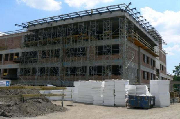 Kraków: półmetek budowy Centrum Urazowego Medycyny Ratunkowej i Katastrof