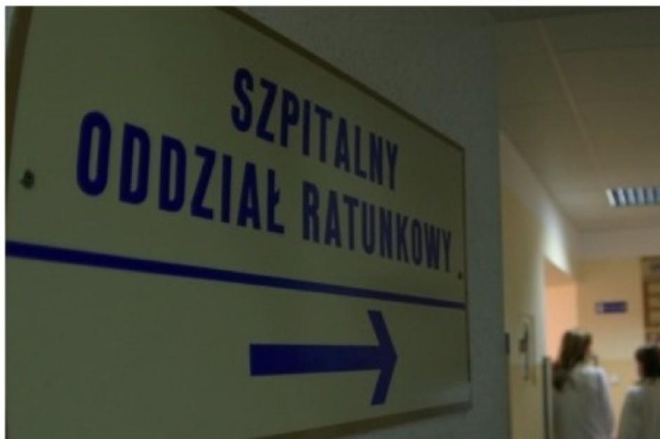 Płock: większy, świeżo wyremontowany SOR w szpitalu wojewódzkim