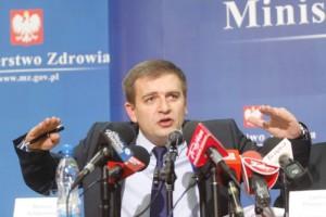 Bartosz Arłukowicz spotkał się z kierownictwem NFZ