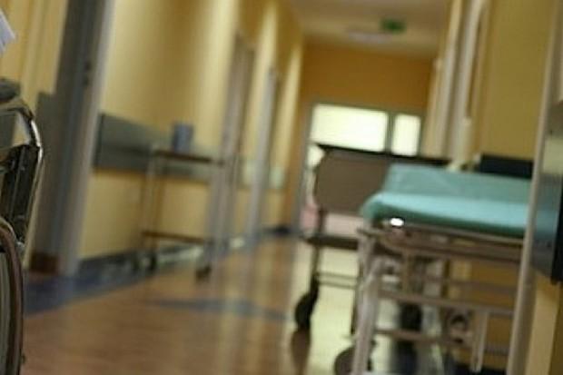 Gdańsk: zalany oddział otolaryngologii w szpitalu na Zaspie