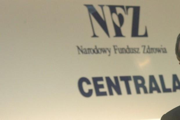 NFZ o wynikach naboru na stanowisko prezesa Funduszu