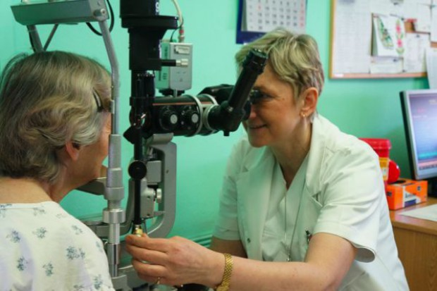 Katowice: wizyta u okulisty w klinice - zapisy przez internet