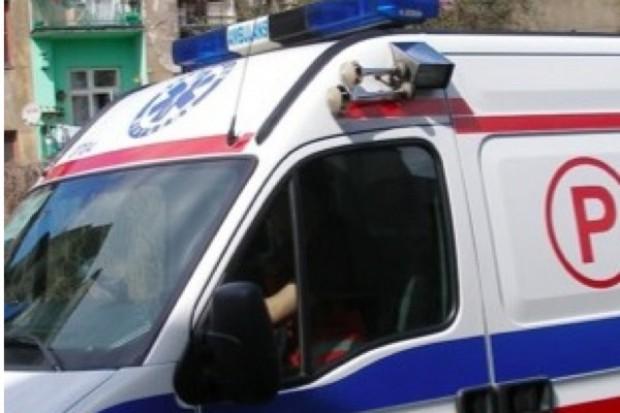 Lesko: szpital pozyskał nową karetkę