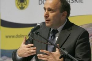 Schetyna w Gorzowie Wlkp.: ochrona zdrowia nie ma barwy politycznej ani partyjnej