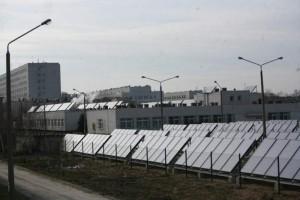 Radom: szpital zaoszczędzi dzięki kolektorom słonecznym