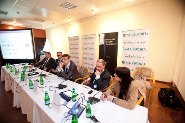 """IV Europejski Kongres Gospodarczy: debata """"Przemysł farmaceutyczny i polityka lekowa w Europie"""""""