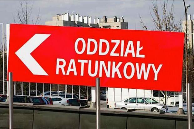 Kraków: Szpital Uniwersytecki apeluje - SOR tylko w stanach nagłych