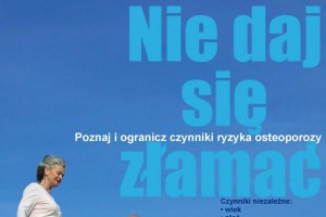 Eksperci: będą polskie standardy postępowania w osteoporozie posteroidowej